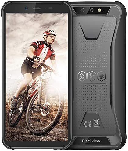 Blackview BV5500 Pro Smartphones Black product image