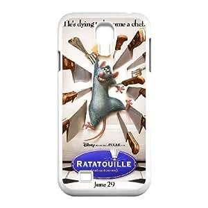 Samsung Galaxy S4 9500 White phone case Disney Cartoon Comic Series Ratatouille OYF3134860