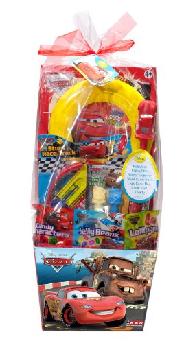 Frankford Candy & Chocolate Co. - Disney Cars Easter Basket Disney Easter Baskets