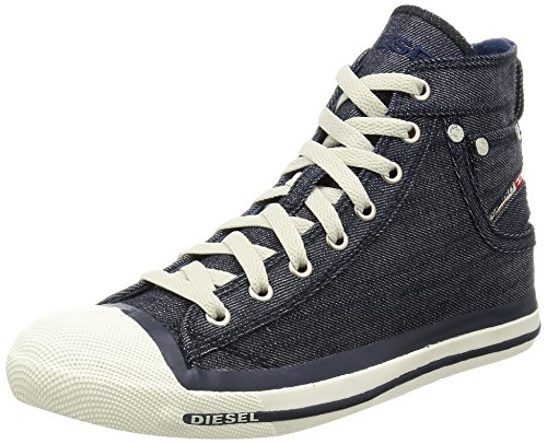 Bleu homme Diesel mode Baskets Exposure Diesel Exposure pYw7qwX