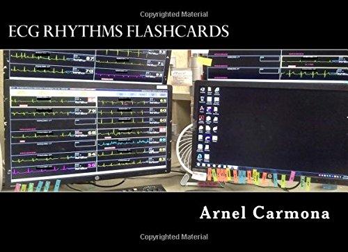 ECG Rhythms Flashcards Arnel C product image
