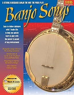 Banjo Songs Book Audio Access ebook