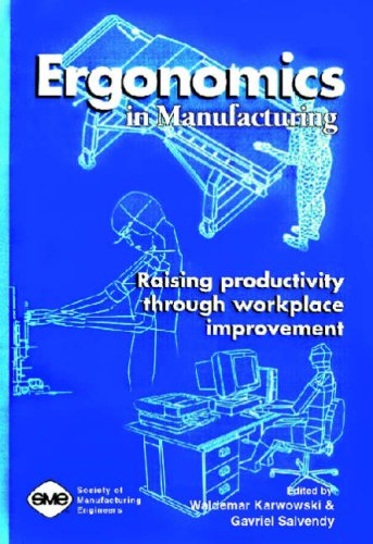 Ergonomics in Manufacturing: Raising Productivity through Workplace - Dearborn Mi In Stores
