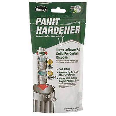 Homax 3535 Waste-Away Paint Hardener, 3.5-Ounce
