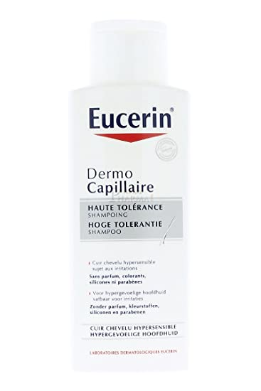 Eucerin Dermo Capillaire Shampoo High Tolerance 250ml