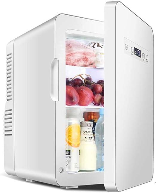 TTW Refrigerador pequeño congelado Mini refrigerador de Medicina ...