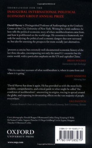 Brief History Of Neoliberalism Pdf