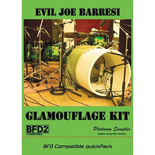 Platinum Samples Evil Joe Barresi Glamouflage Kit QuickPack