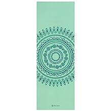 Gaiam Marrakesh Print Premium Yoga Mat (5mm)