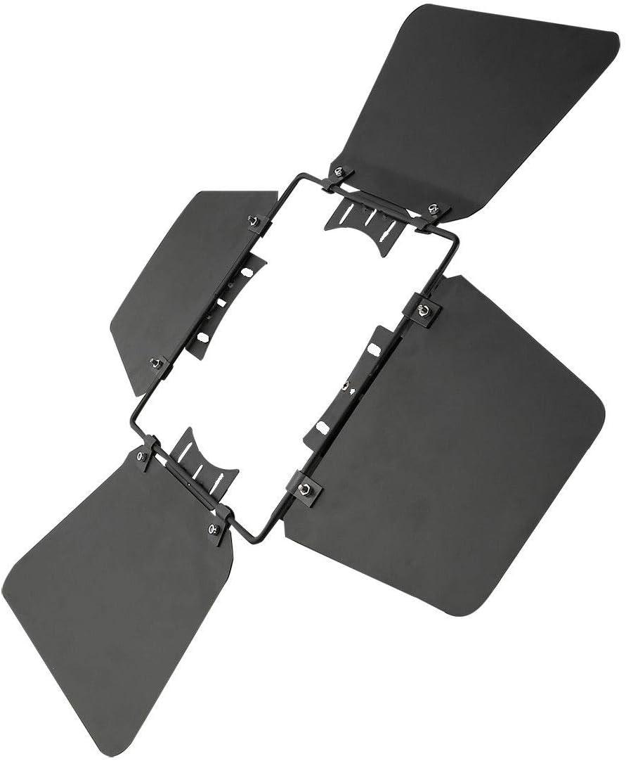Tengchang Black Stage Lamp Baffle 100W 200W COB Warm White /& Cool White LED Light Cover