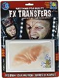 Tinsley Transfers Vampire Brow, Flesh/Multi, One Size