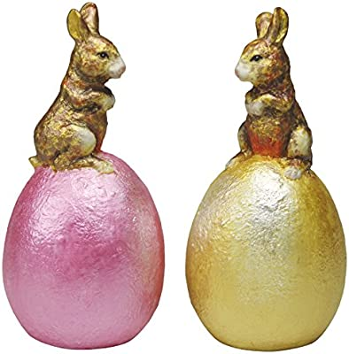 gran regalo de Pascua o para los amantes del conejo. Conejo de salero y pimentero