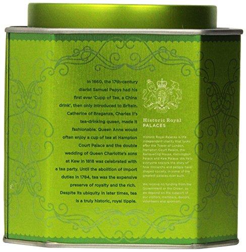 Harney & Sons Green Tea with Coconut, Ginger and Vanilla, 30 Sachets, 2.67 oz (75 g) 4 Fine Teas Master Tea Blenders Green Tea with Thai Twist