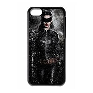 iPhone 5C phone cases Black Catwoman Phone cover NAS3840020