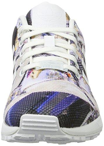 Adidas Hombre Flux Para Alpargatas Multicolor Zx q7aO7g