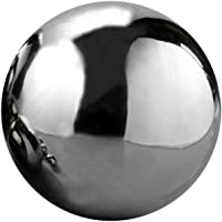 Stainless Steel Gazing Ball,Mirror Polished Hollow Ball Reflective