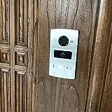 Anpviz IP Video Intercom doorbell with Audio, 1CH