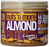 Nuts 'N More Almond Butter, Cinnamon Raisin, 16 Ounce