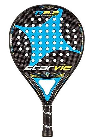 StarVie R 8.2 Carbon Soft 2016 Pala de pádel, Unisex Adulto, Azul, Talla Única: Amazon.es: Deportes y aire libre
