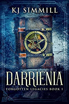 Darrienia (Forgotten Legacies Book 1)
