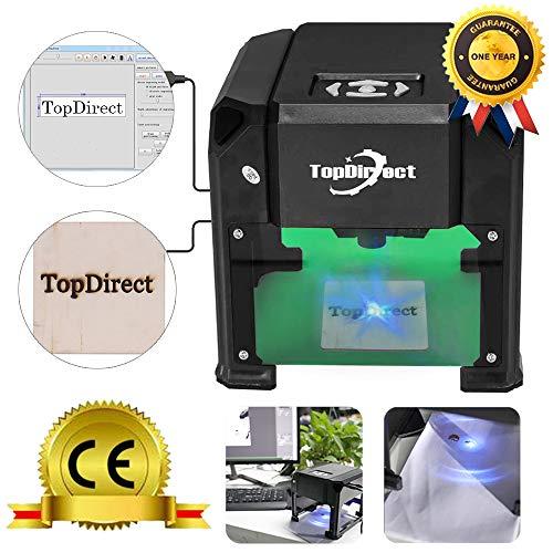 TopDirect 3000mw Laser Engraving