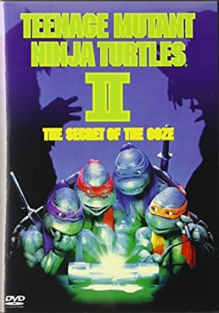 Amazon Com Teenage Mutant Ninja Turtles 2 By New Line Home Video Movies Tv