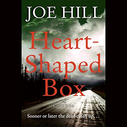 Heart-Shaped Box Audiobook [Free Download by Trial] thumbnail