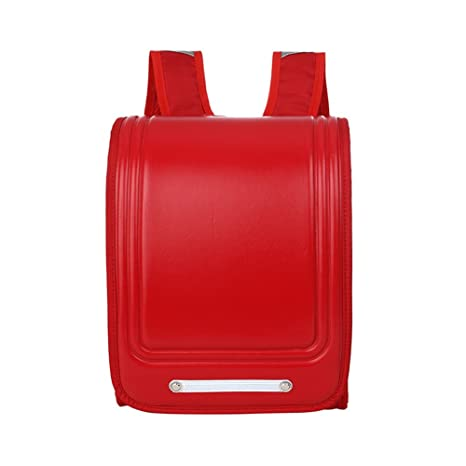 22761aab8b45 Japanese Primary and Secondary School Bag Children Backpack Burden ...