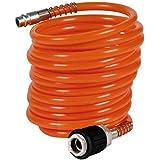 Einhelll 4139410 Tubo Elicoidale, Arancione, 4 m