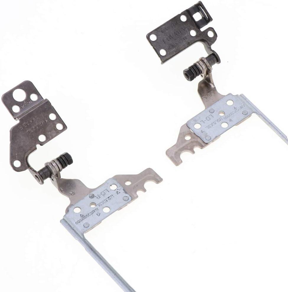 Metal LCD Screen Hinges Bracket Shaft for Acer Aspire E5-422G E5-473 E5-491G 474 TMP248 ES1-420 Sets Hinges Left /& Right