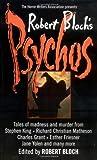 Robert Bloch's Psychos, Robert Bloch, 0671885987