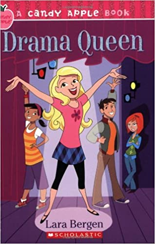 Descargar libros gratis archivo pdfCandy Apple #5: Drama Queen by Lara Bergen (Literatura española) DJVU