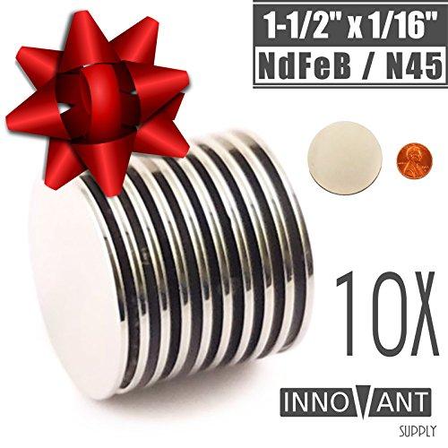INNOVANT Neodymium Magnets Strong Permanent