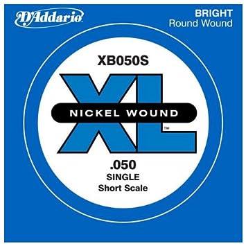 DAddario Single Bass Xl 105 Short