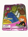Disneys Kim Possible Club Banana Accessory Set