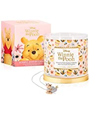 Charmed Aroma Winnie The Pooh® Candle, 925 Sterling Silver Necklace Collection