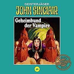 Geheimbund der Vampire (John Sinclair - Tonstudio Braun Klassiker 58)