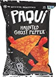 hot chip - Paqui Tortilla Chips, Haunted Ghost Pepper, 5.5 Ounce