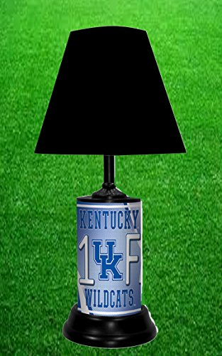 TAGZ Sports Kentucky Wildcats NCAA LAMP