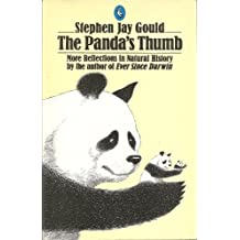 The Panda's Thumb: More Reflections in Natural History (Pelican) by Stephen Jay Gould (1983-09-29)