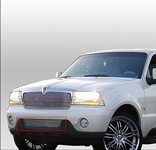 ZMAUTOPARTS Lincoln Aviator Front Bumper - Lincoln Aviator Billet Shopping Results