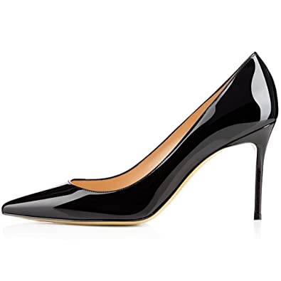 d03a1f2a6a6 Comfity Stiletto Pumps