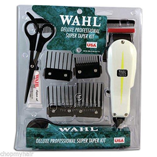 Super Hair Clipper Taper Wahl - Wahl 8467 Super Taper Hair Clipper