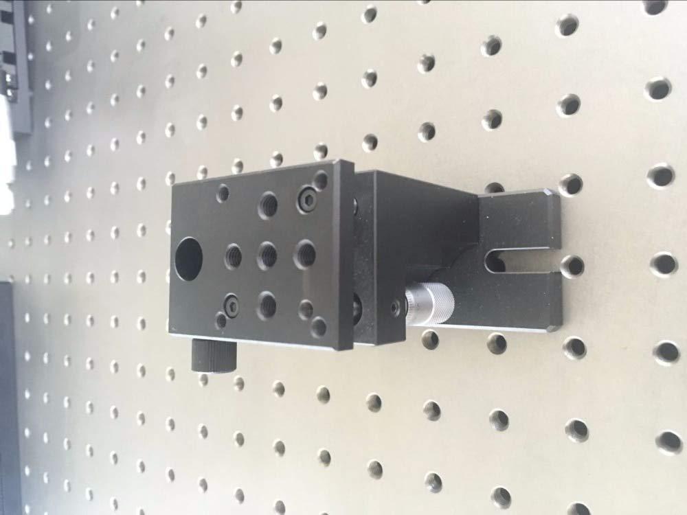 Fevas SS40-13 New Lab-Lift Lifting Platforms Precise Z-axis Manual Lab Jack Optical Sliding Lift 13mm Travel