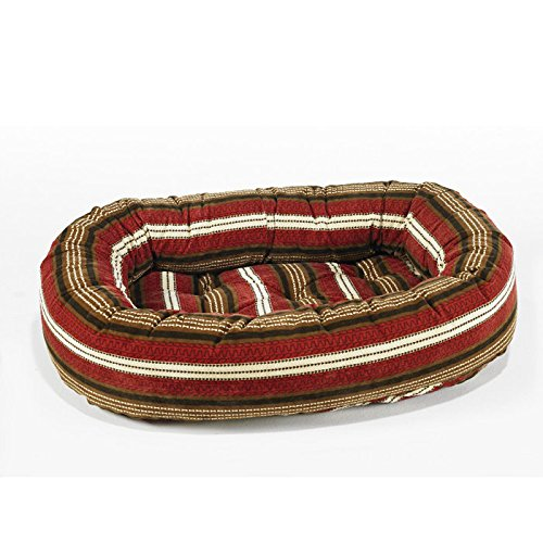 Bowsers Donut Bed, XX-Large, Bowser Stripe