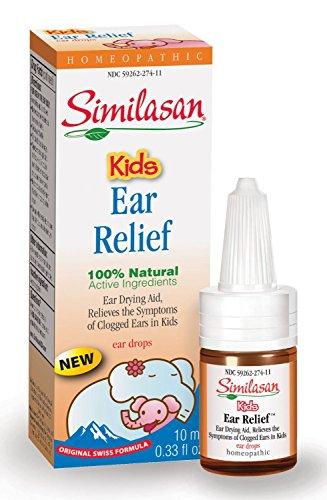 Kid's Ear Relief Drops .33