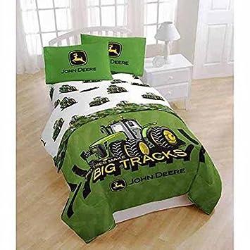 John Deere Twinfull Bettwäsche Tröster Und Full Bettlaken Set