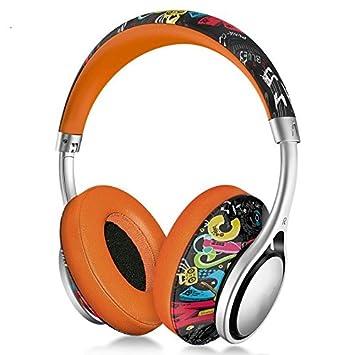 Y1Cheng Auriculares Bluetooth Mini Portátiles Elegantes Auriculares Bluetooth Auriculares Inalámbricos para Música Y Teléfonos Celulares con Micrófono ...
