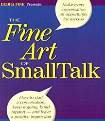 The Fine Art of Small Talk [Audiobook] (Audio CD)