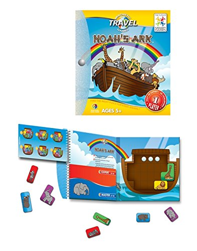 Noahs Ark Magnetic Travel Game